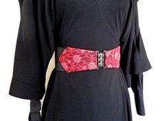 $26 pink elastic belt