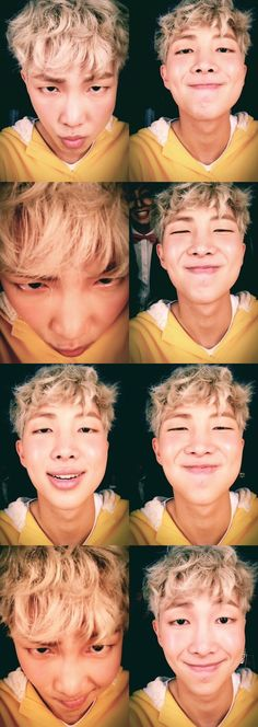 RAPMONSTER || ( i see u my kookie ㅋㅋㅋ ) ~♡