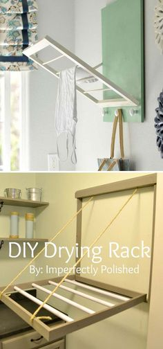 Do you agree that the laundry room is one of the most important space in our home where we spend quite a bit of time? The laundry room can be the most unorganized room in the house or can be clean and well-organized. They depend on how you will organize your space. If your laundry […]