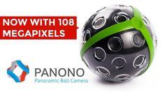 :: [사물인터넷] 360도 파노라마 카메라! panono