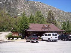 Bishop Creek Lodge near Bishop, California