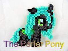 My Little Pony Silly Filly Perler Ponies: Queen par ThePerlerPony