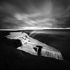 Dramatic Water in Iceland 1