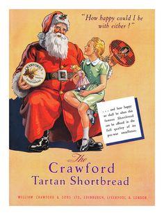 1950 Crawford's Shortbread ad | Flickr - Photo Sharing!