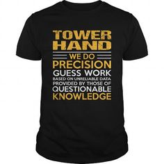 TOWER HAND T Shirts, Hoodies. Get it here ==► https://www.sunfrog.com/LifeStyle/TOWER-HAND-114924930-Black-Guys.html?41382