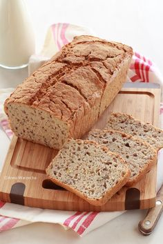 Bread Recipes, Cooking Recipes, Healthy Recipes, Food Test, Low Fodmap, Egg Free, Banana Bread, Dairy Free, Nom Nom