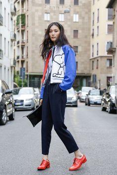 FASHION Magazine | Street Style, Milan: 25 eye-catching outfits spotted outside fashion week