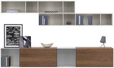 Nástěnný nábytek - Skříňka se zásuvkami LugCon - BoConcept