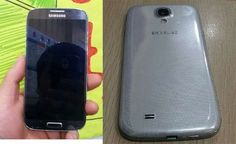 So now it's really happening, the first pictures of the Samsung GALAXY S4 are leaked! There is a Samsung GALAXY S4 leak just before the release!
