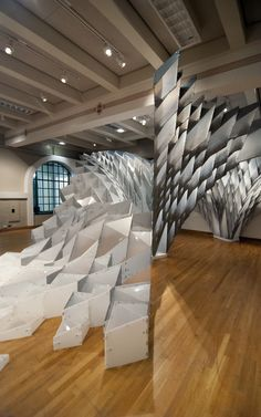 SXSW Features Parametric Vault Designed by OTA+ and UT Students,© Kory Bieg