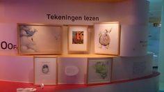 Bezoek aan Kinderboekenmuseum