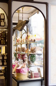 The Sweet Side of Paris-Meert Chocolatier Oh Paris, I Love Paris, Paris Travel, France Travel, Tuileries Paris, Paris Design, Shop Fronts, City Lights, Decoration