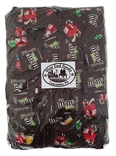 M&M's Milk Chocolate, Classic Candy (5 lbs) Bulk of Fun Size Snacks in a Bag. Perfect for a Party, Buffet, Pinata, Office, Wedding Favors, Valentine's Day, Halloween, or Christmas Gift Baskets -- You can get more details by clicking on the image. (This is an affiliate link) #partysnacks