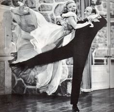 """Fred Astaire & Ginger Rogers in """"Carefree"""", 1938   Flickr – Compartilhamento de fotos!"""