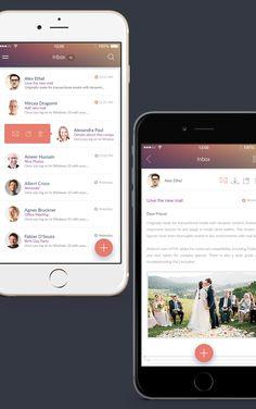 iOS Mail App