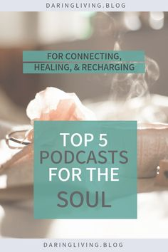 I often listen to podcasts wanting to feel connected to heal destress and reflect. Here are 5 top podcasts for the Soul. Self Development, Personal Development, What Is A Soul, The Soul, Beste Podcasts, Ways To Destress, Podcast Tips, Soul Healing, Healing Spells