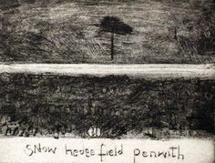 """'SNOW HEDGE FIELD PENWITH' 