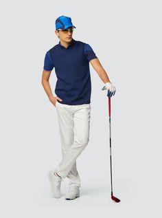 デサントゴルフ 17SS | メンズゴルフウェア | ゼロニット ベスト
