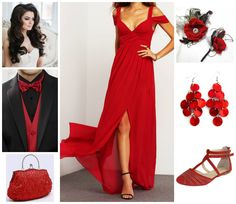 Red - long