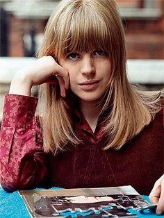 Marianne Faithful by Tony Frank