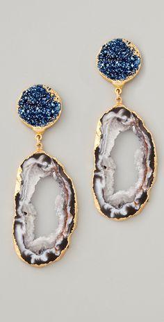 Dara Ettinger Elizabeth Earrings   SHOPBOP
