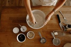 Baking/Kitchen Photoshoot – ingredients