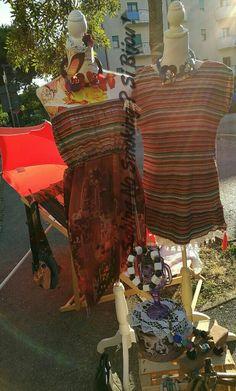 Abbigliamento stile  boho creazioni artigianali fatto a mano da me #sabinanosmokingsibijou