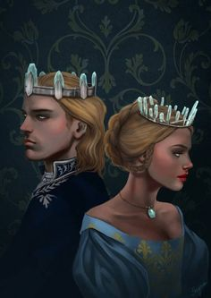 AEDION AND AELIN