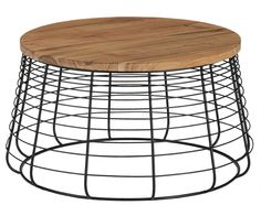Great list of kid friendly coffee tables.