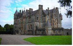 A Pedra lendária da Eloquência - Castelo de Blarney