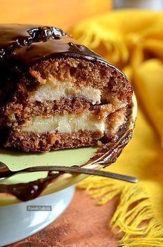Пирог из замороженной малины рецепт пошагово