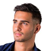 Foto look capelli uomo
