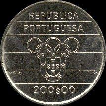 200 Escudos - Parte I, 1992