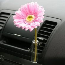 Auto Vase Flower Car Accessory Car Bud Vase VM Bug. Wonder if this would fit in my vintage bug. And wouldnt the flower die if its summer?