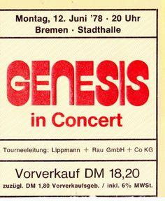 Konzertkarten