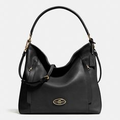 The Large Scout Hobo In Pebble Leather from Coach