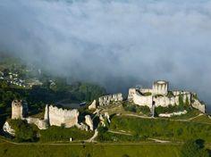 Les Andelys château Gaillard