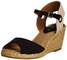 Lucky Women's Kyndra Wedge Sandal >>> Want to know more, click on the image.