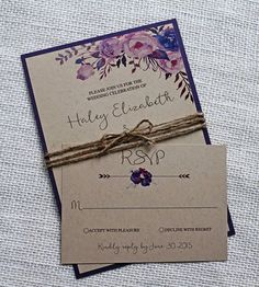 Wedding ideas by colour: Blue and purple wedding theme   CHWV