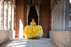 Disney Princess Belle 7 by ~BelleEtoile on deviantART - This is absolutely one of the best cosplays I've ever seen! :O