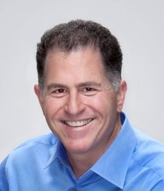 Michael Saul Dell is an American business magnate and author. He is known as the founder and CEO of Dell, Inc., one of the world's leading sellers of personal computers