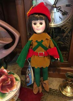 1985 Effanbee Robin Hood Doll in her Original Box