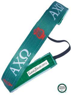 AXO workout headband