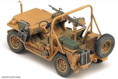 Academy Models Manufacturer | Korea type truck jeep