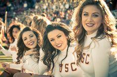 USC Song Girls, Las Vegas Bowl 2013