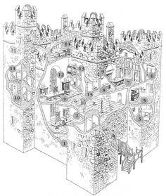 Bunratty Castle Ireland - very cool