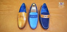Gorgeous Barker slip on shoes  William tan calf Barkers