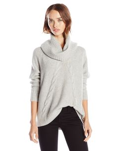 This is a Beautiful Women's Cashmere Chunky Turtleneck!