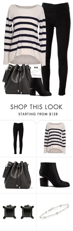 """Untitled 328 (Fall/Winter)"" by maddkat ❤ liked on Polyvore featuring J Brand, Velvet by Graham & Spencer, Proenza Schouler, Alexander Wang, Ross-Simons and Kendra Scott"