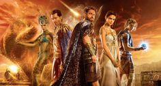 The article title sums it up for GODS OF EGYPT, it hurt for Salty Popcorn to write and publish this review because we love Alex Proyas. Kernel Blake and myself are friends with him on Facebook and we really wanted this movie to be an epic comeback for the visual director. Sadly Blake Currall was not a fan, he even called one of my Aussie actor crushes an Ikea chair!! GODS OF EGYPT is out now. http://saltypopcorn.com.au/gods-of-egypt/